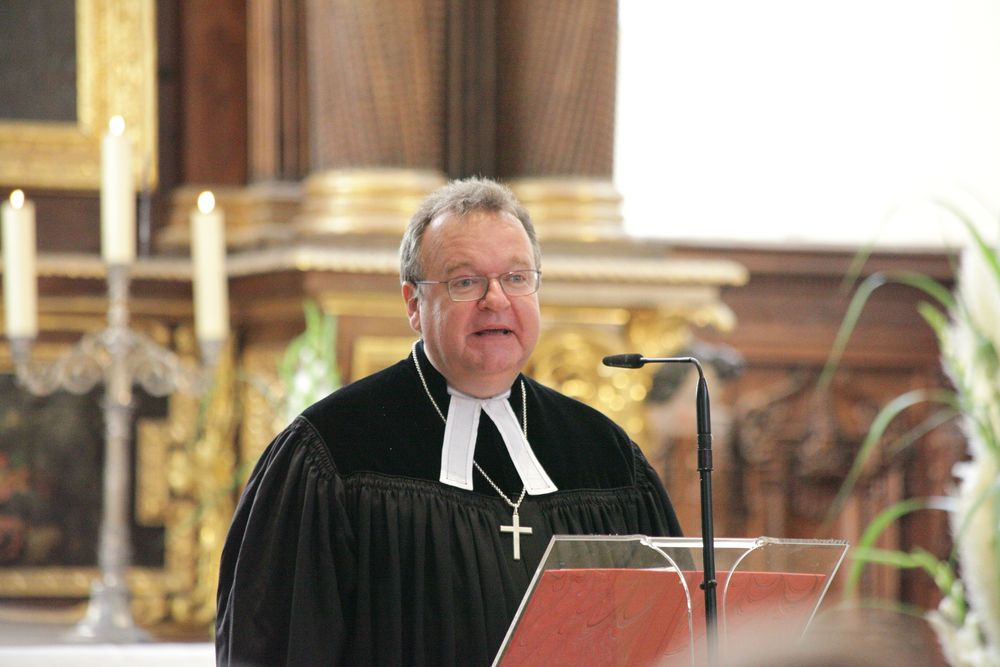 Ansprache von Dekan Jörg Breu